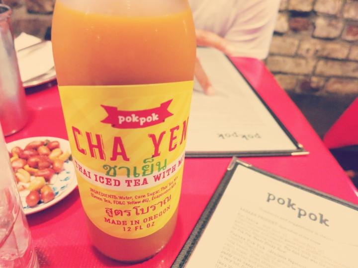 yummy thai tea