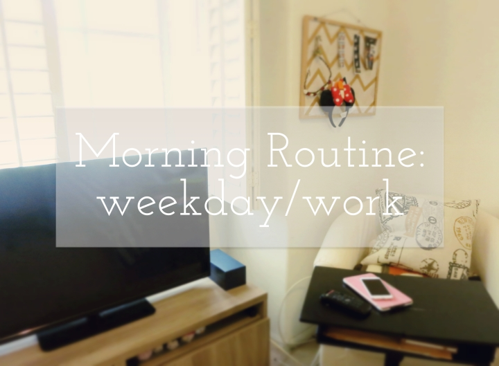 Morning Routine | Makeup, Breakfast, etc…